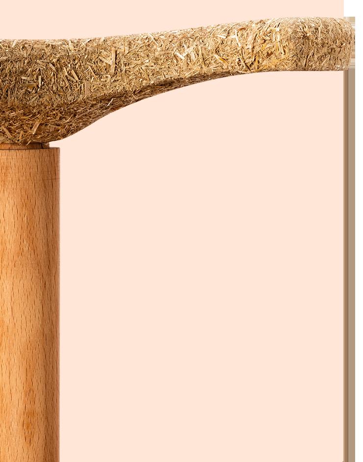 Hocker – Detailansicht